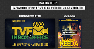 TVF-FREECHARGE-100RS