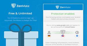 Unlimited Zenmate VPN Trick