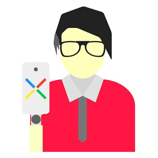 How To Make Material Design Avatar EASILY