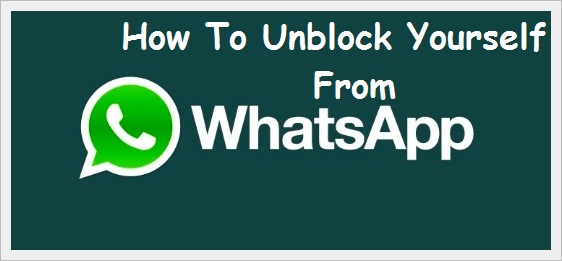 How To Unblock Yourself From Whatsapp | TricksHub